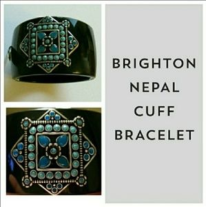 NEPAL Cuff Bracelet - BRIGHTON